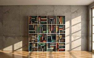 Расстановка книг