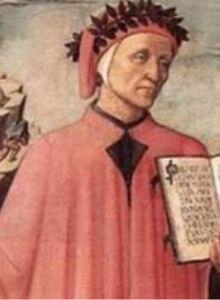 Известные врачи - писатели. Данте Алигьери