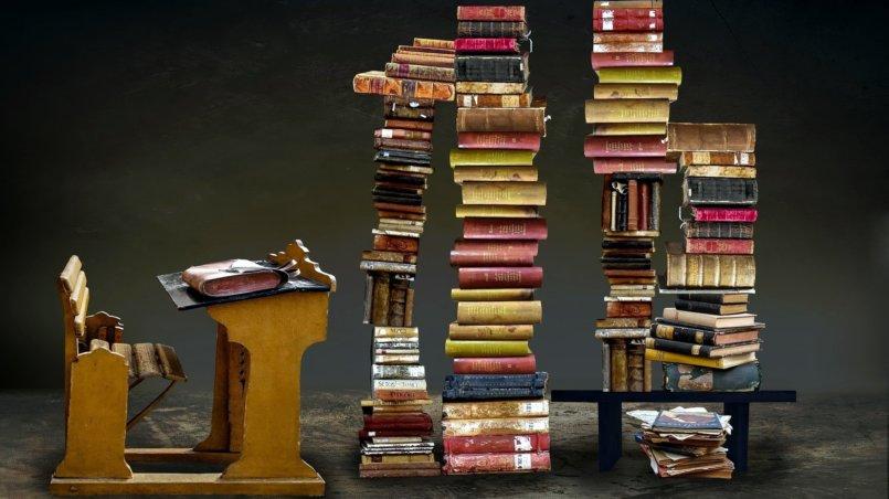 Как хранить книги?