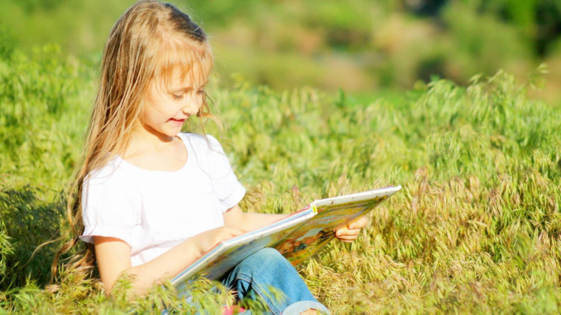 Внеклассное чтение летом