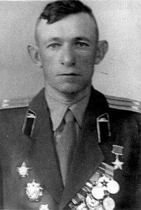 Родина героев - Зилово. Матвей Савельевич Пинский